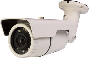 Охранная уличная камера со слотом microSDHC