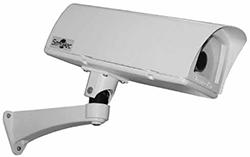 Уличный термокожух для видеокамеры с поддержкой PoE/PoE+