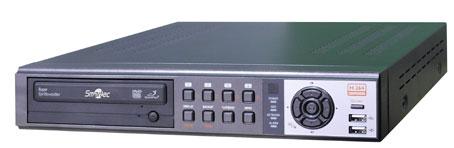 новый регистратор DVR с форматом H.264