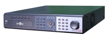 восьмиканальный видеорегистратор H.264 марки Smartec