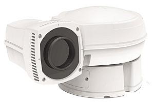 Поворотный видео тепловизор с 720х480 пикс. при 25 к/с