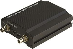 Малогабаритный IP-видеосервер Smartec с поддержкой видеоаналитики VCA