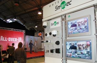 Новинки Smartec для охранной системы наблюдения на All-over-IP